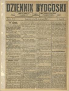 Dziennik Bydgoski, 1914.08.06, R.7, nr 177