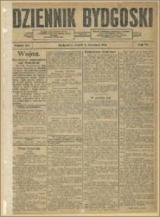 Dziennik Bydgoski, 1914, R.7, nr 202
