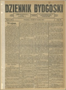 Dziennik Bydgoski, 1914, R.7, nr 205