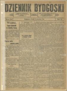 Dziennik Bydgoski, 1914, R.7, nr 206