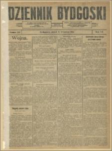Dziennik Bydgoski, 1914, R.7, nr 208