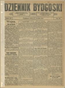 Dziennik Bydgoski, 1914, R.7, nr 209