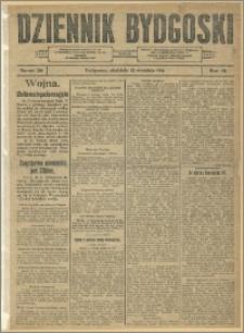 Dziennik Bydgoski, 1914, R.7, nr 210