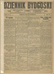 Dziennik Bydgoski, 1914, R.7, nr 214