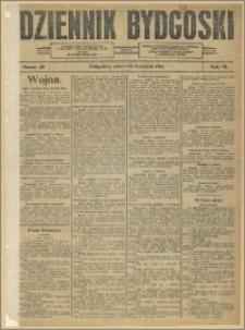 Dziennik Bydgoski, 1914, R.7, nr 215