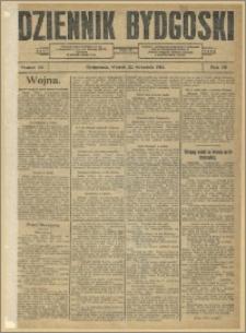 Dziennik Bydgoski, 1914, R.7, nr 217