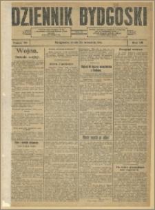 Dziennik Bydgoski, 1914, R.7, nr 218