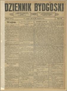 Dziennik Bydgoski, 1914, R.7, nr 220