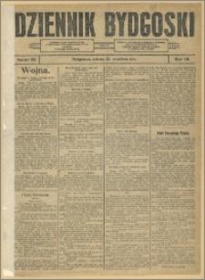 Dziennik Bydgoski, 1914, R.7, nr 221