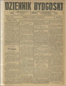 Dziennik Bydgoski, 1914, R.7, nr 222