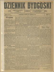 Dziennik Bydgoski, 1914, R.7, nr 223
