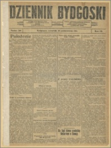 Dziennik Bydgoski, 1914, R.7, nr 249