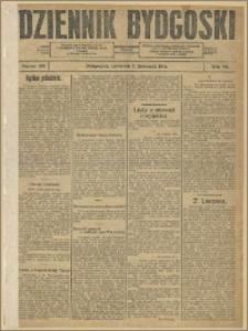 Dziennik Bydgoski, 1914, R.7, nr 255