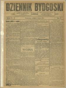 Dziennik Bydgoski, 1916, R.9, nr 52
