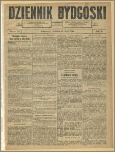 Dziennik Bydgoski, 1916, R.9, nr 173