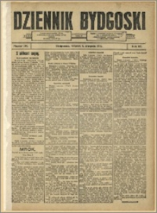 Dziennik Bydgoski, 1916, R.9, nr 180