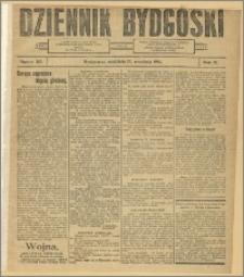 Dziennik Bydgoski, 1916, R.9, nr 215