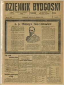 Dziennik Bydgoski, 1916, R.9, nr 268