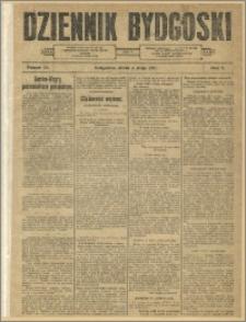 Dziennik Bydgoski, 1917, R.10, nr 98