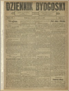 Dziennik Bydgoski, 1917, R.10, nr 134