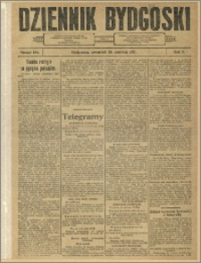 Dziennik Bydgoski, 1917, R.10, nr 144