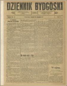 Dziennik Bydgoski, 1917, R.10, nr 180
