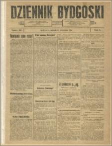Dziennik Bydgoski, 1917, R.10, nr 205
