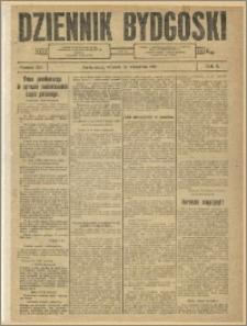 Dziennik Bydgoski, 1917, R.10, nr 213