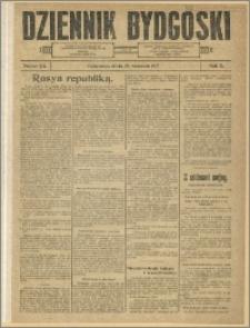 Dziennik Bydgoski, 1917, R.10, nr 214