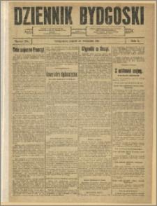 Dziennik Bydgoski, 1917, R.10, nr 216