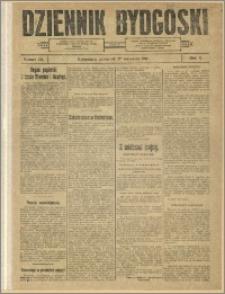 Dziennik Bydgoski, 1917, R.10, nr 221