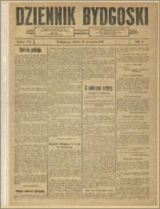 Dziennik Bydgoski, 1917, R.10, nr 223