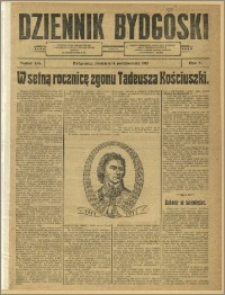 Dziennik Bydgoski, 1917, R.10, nr 236