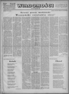 Wiadomości, R. 5, nr 7 (202), 1950