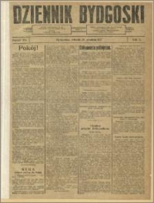 Dziennik Bydgoski, 1917, R.10, nr 294