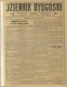 Dziennik Bydgoski, 1917, R.10, nr 296