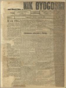 Dziennik Bydgoski, 1918, R.11, nr 1