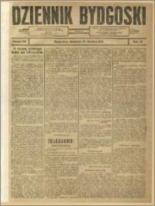 Dziennik Bydgoski, 1918, R.11, nr 192