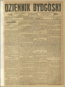 Dziennik Bydgoski, 1918, R.11, nr 203