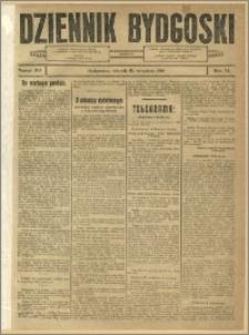 Dziennik Bydgoski, 1918, R.11, nr 205