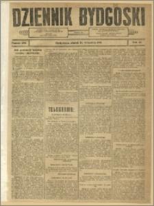 Dziennik Bydgoski, 1918, R.11, nr 208