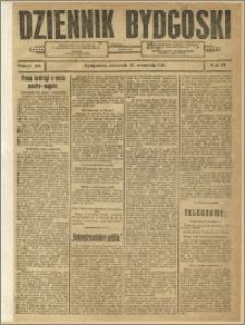 Dziennik Bydgoski, 1918, R.11, nr 213