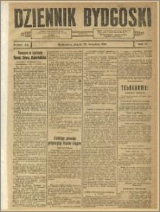 Dziennik Bydgoski, 1918, R.11, nr 214