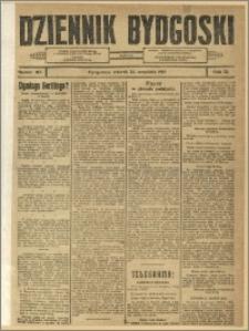 Dziennik Bydgoski, 1918, R.11, nr 217