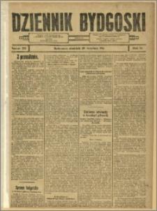 Dziennik Bydgoski, 1918, R.11, nr 222