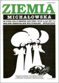 Ziemia Michałowska : Gazeta Brodnicka R. 2002, Nr 4 (230)