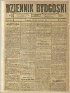 Dziennik Bydgoski, 1918, R.11, nr 292