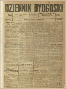 Dziennik Bydgoski, 1918, R.11, nr 294