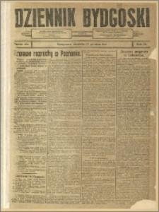 Dziennik Bydgoski, 1918, R.11, nr 296