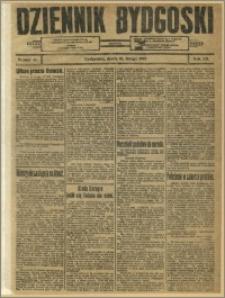 Dziennik Bydgoski, 1919, R.12, nr 41